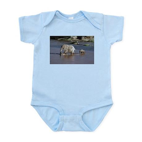 Follow Me Infant Bodysuit