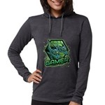 If Catapults are Outlawed - Women's Raglan Hoodie