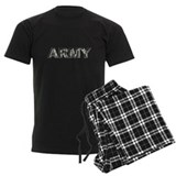 US ARMY Camo pajamas