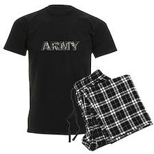 US ARMY Camo pajamas