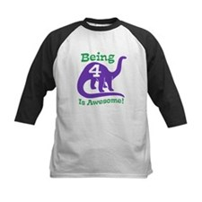 Cute 4th Birthday Tee