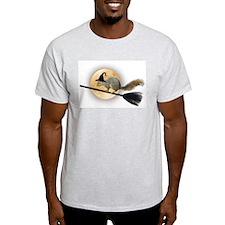 Witch Squirrel T-Shirt