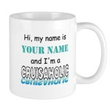 Cruisaholic (Personalized) Mug