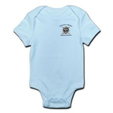 Dive Supe w/ sfuwo Infant Bodysuit