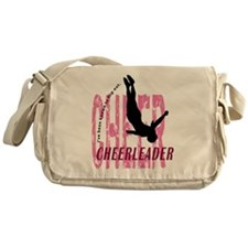 Flip Out Cheerleader Messenger Bag
