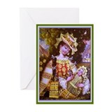Peruvian Madonna Greeting Cards (Pk of 20)