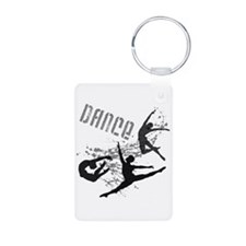 Cute Male ballet dancer Keychains