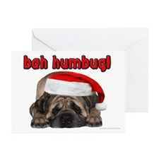 Bah Humbug! Greeting Cards (Pk of 20)