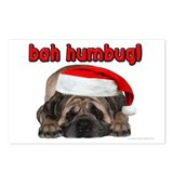 Bah Humbug! Postcards (Package of 8)