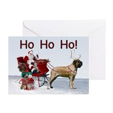 Ho Ho Ho! Greeting Cards (Pk of 10)