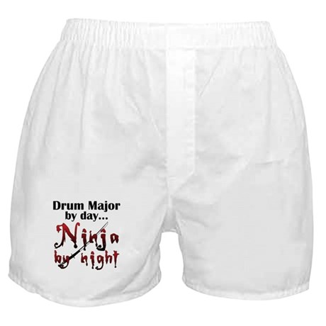 Drum Major Ninja Boxer Shorts