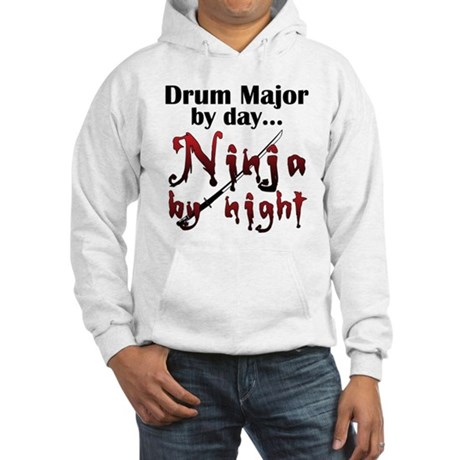 Drum Major Ninja Hooded Sweatshirt