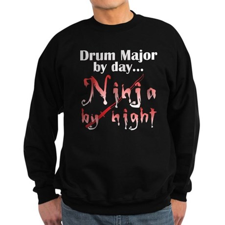 Drum Major Ninja Sweatshirt (dark)