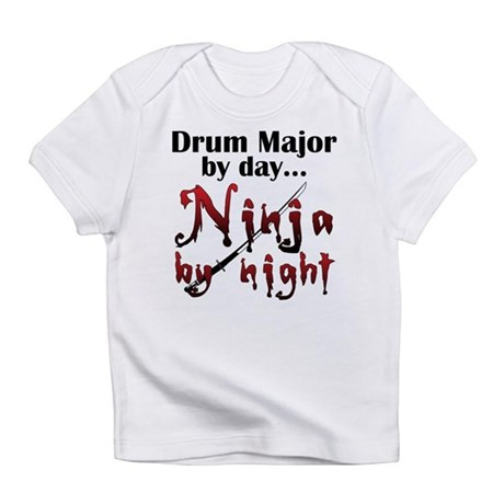 Drum Major Ninja Infant T-Shirt