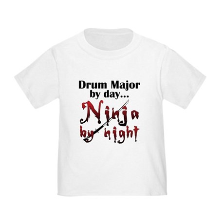 Drum Major Ninja Toddler T-Shirt