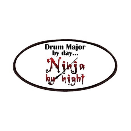 Drum Major Ninja Patches