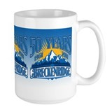 Breckenridge Blue Mountain Mug