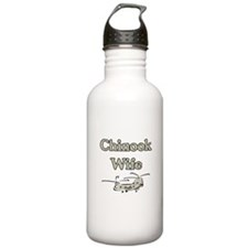 Chinook Wife Water Bottle
