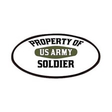 Property US Army Soldier Patches