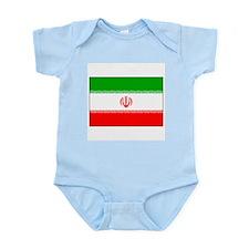 Flag of Iran Infant Creeper