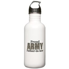 Proud Father-in-law (ACU) Water Bottle