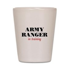 Ranger in Training Shot Glass