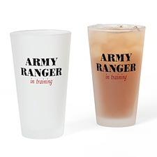 Ranger in Training Drinking Glass