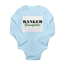 Ranger Grandfather Long Sleeve Infant Bodysuit