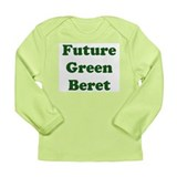 Future Green Beret Long Sleeve Infant T-Shirt