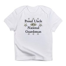 Proud Uncle National Guard Infant T-Shirt