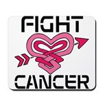 Fight Cancer Mousepad