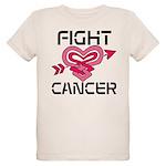Fight Cancer Organic Kids T-Shirt