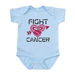 Fight Cancer Infant Bodysuit