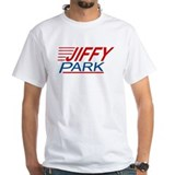 "Official Seinfeld ""Jiffy Park"" Tee"