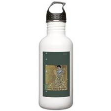 Klimt's Adele Bloch-Bauer Art Water Bottle