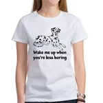 Wake Me Up Women's T-Shirt