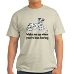 Wake Me Up Light T-Shirt