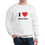 Custom I Heart Jumper