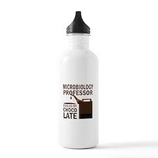 Microbiology Professor (Funny) Gift Water Bottle