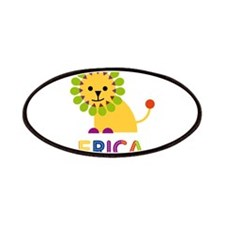 Erica the Lion Patches