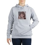 Peace, Love, Dandies Women's Raglan Hoodie