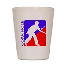 Cornhole All Star Shot Glass
