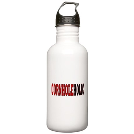 CORNHOLEHOLIC Stainless Water Bottle 1.0L