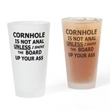 Cool Sports Drinking Glass