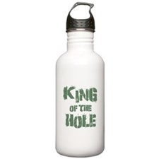 King Of The Hole Water Bottle