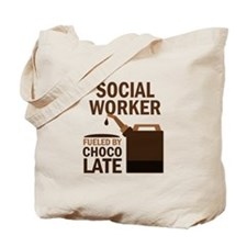 Social Worker (Funny) Gift Tote Bag