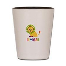 Amari the Lion Shot Glass
