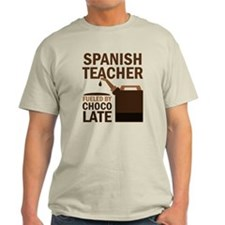 Spanish Teacher (Funny) Gift T-Shirt