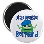 Little Monster Bernard Magnet