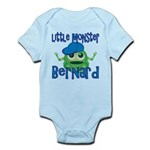 Little Monster Bernard Infant Bodysuit